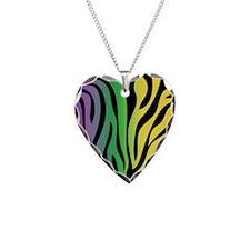 FleurMGtigrTpB443iph Necklace Heart Charm