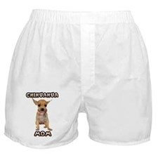 Chihuahua Mom Boxer Shorts