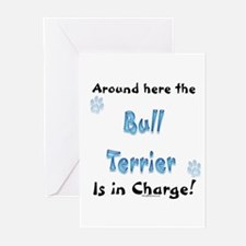 Bully Charge Greeting Cards (Pk of 10)