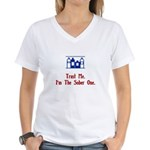 Trust me Women's V-Neck T-Shirt