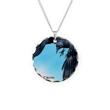 American Crow Necklace