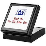 Trust me Keepsake Box
