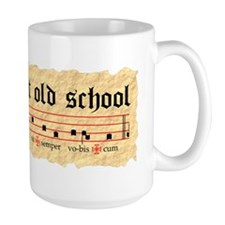 Kickin It Old School - Gregorian Chant Mug