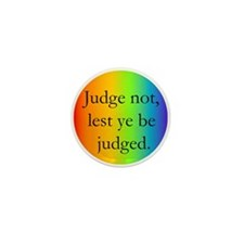 Judgement Mini Button