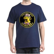 New Yellow Dog Democrat T-Shirt 7