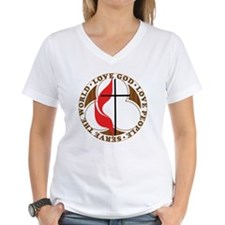 logosolid-print Shirt