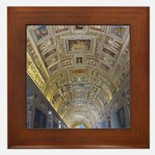 Vatican City Framed Tile