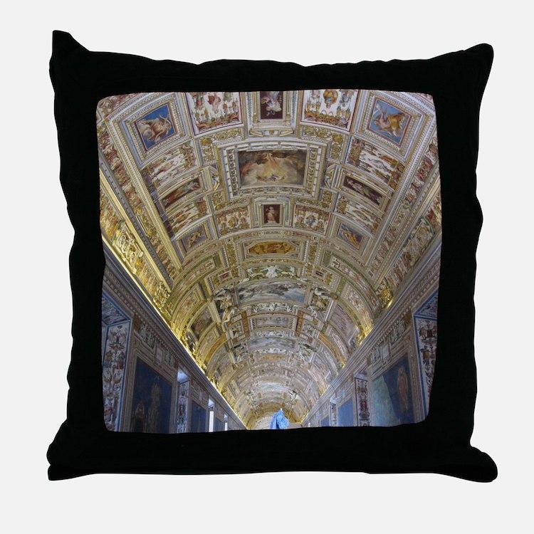 Vatican City Throw Pillow