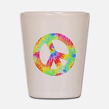 peace_td Shot Glass