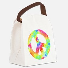 peace_td Canvas Lunch Bag