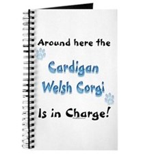 Welsh Corgi Charge Journal
