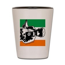 Bogside Battle 2 Irish Flag (keychain) Shot Glass