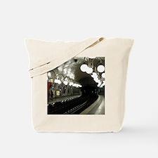 Paris Underground Tote Bag