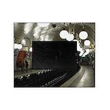 Paris subway Picture Frames
