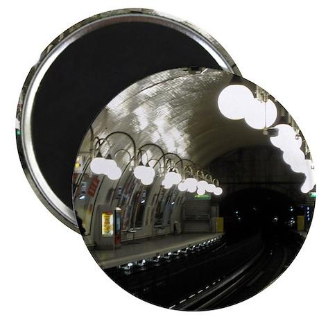 Paris Underground Magnet
