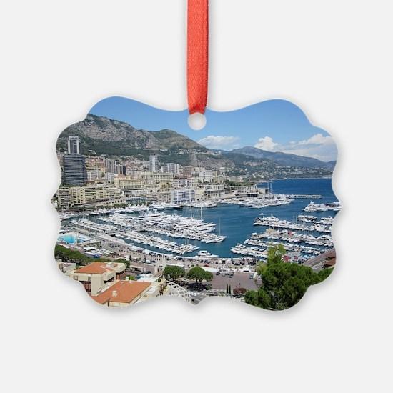 Monte Carlo Ornament