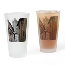 Sienna Cathedral Drinking Glass
