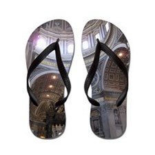 St. Peters Cathedral Flip Flops