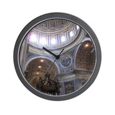 St. Peters Cathedral Wall Clock