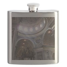 St. Peters Cathedral Flask