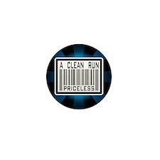 A Clean Run Priceless Mini Button (10 pack)
