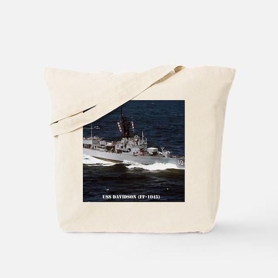davidson ff framed panel print Tote Bag
