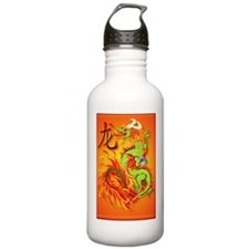 LargePoster Chinese Ye Water Bottle