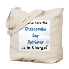 Chessie Charge Tote Bag