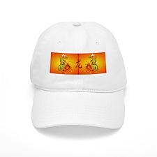 BEVFlaming Dragon-Chinese Year Of The Dragon Baseball Cap