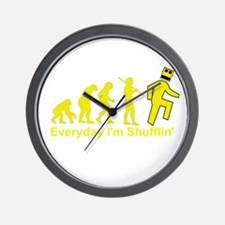 shuffl_evo2 Wall Clock