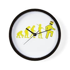 shuffl_evo Wall Clock