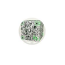 qr_borg Mini Button