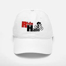 Ride Hard Baseball Baseball Cap