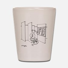 4647_lab_cartoon Shot Glass