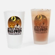 RS_Halloween_10x10_apparel Drinking Glass