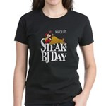 Steak & BJ Day Women's Dark T-Shirt