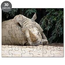 Bored Hippo Puzzle