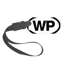 WP Luggage Tag