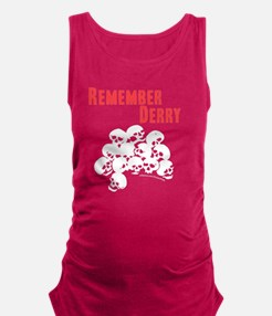 Remember Derry Neutral Maternity Tank Top