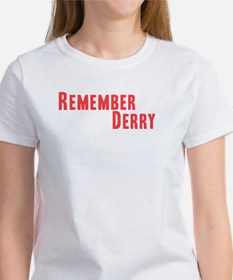 Remember Derry Neutral Tee