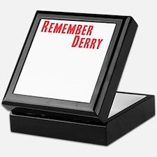 Remember Derry Neutral Keepsake Box