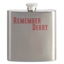 Remember Derry Neutral Flask