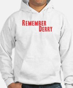 Remember Derry Neutral Hoodie