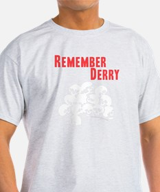 Remember Derry Neutral T-Shirt