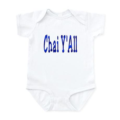 Chai Y'All Hi Infant Bodysuit