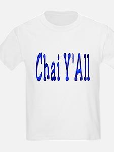 Chai Y'All Hi Kids T-Shirt