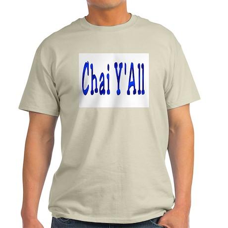 Chai Y'All Hi Light T-Shirt