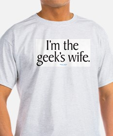 Geek's Wife T-Shirt