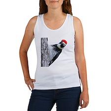 Acorn Woodpecker Bird T-Shirt Women's Tank Top