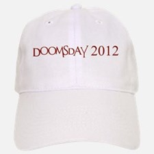 doomsday2012-transparency Baseball Baseball Cap